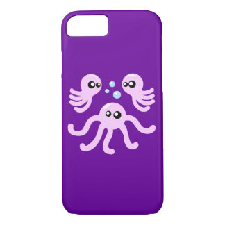 Cute Octopus iPhone 7 Case