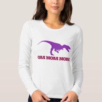 Cute Omnom Dinosaur Shirts