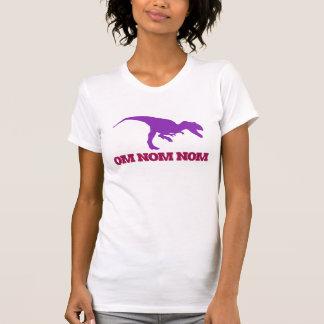 Cute Omnom Dinosaur Tshirts