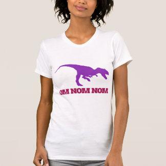 Cute Omnom Dinosaur T Shirts