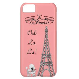 Cute Ooh La La Paris French Poodle IPhone 5 Case