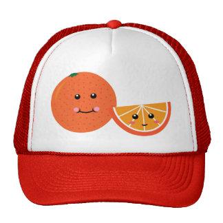 Cute Orange Cap