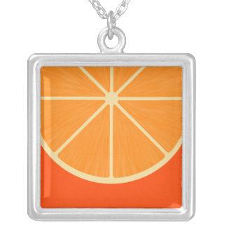 Cute Orange Kawaii Necklace