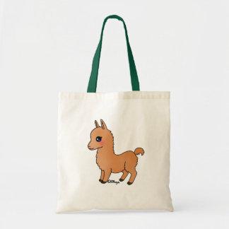 Cute Orange Llama Bag