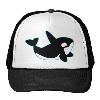 Cute Orca (Killer Whale) Cap