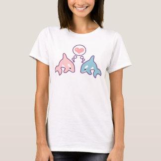 Cute Orca Whales T-Shirt