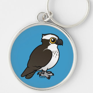 Cute Osprey Key Ring