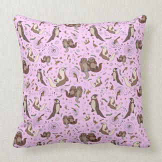 Cute Otter Cushion