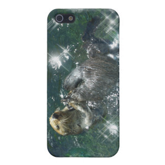 Cute Otter Design for Animal-lovers Case For The iPhone 5