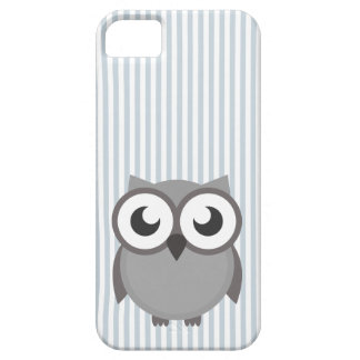 Cute owl barely there iPhone 5 case