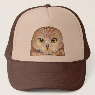 Cute Owl Cap