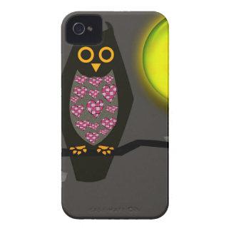Cute Owl Blackberry Bold Case