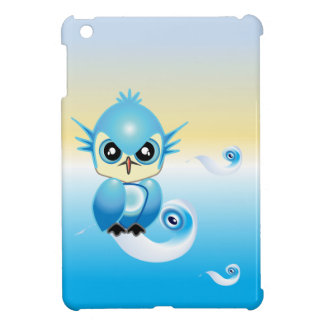 Cute Owl: Dream Eyes Case For The iPad Mini