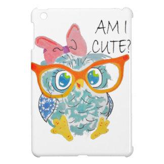 Cute Owl iPad Mini Covers