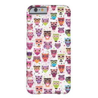 Cute owl iPhone 6 case