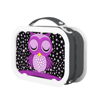 cute owl lunch boxes
