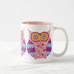 Cute Owl Mug