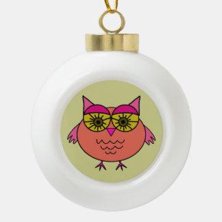 Cute Owl Ornaments