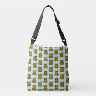 Cute Owl TP Crossbody Bag
