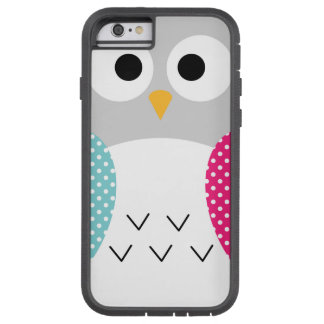 Cute Owl Vector Tough Xtreme iPhone 6 Case