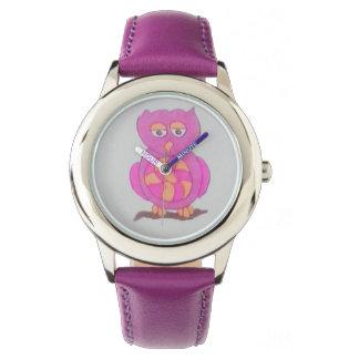 Cute Owl Watch