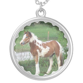 Cute Paint Pony Necklace