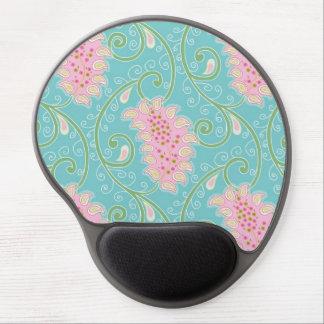 Cute Paisley Pattern Gel Mouse Pad