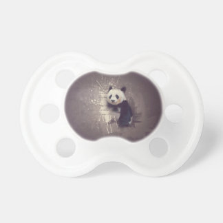 Cute Panda Abstract Dummy