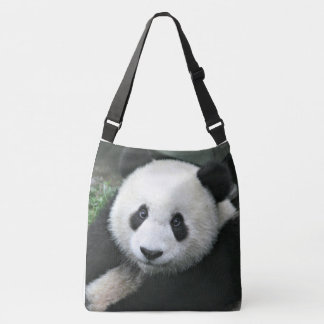 Cute Panda Bear Crossbody Bag