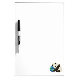 Cute Panda Dry Erase Board