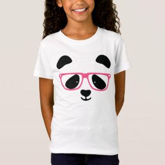 Cute Panda Face Birthday T-Shirt