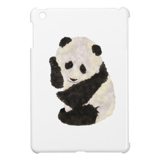 Cute Panda iPad Mini Case