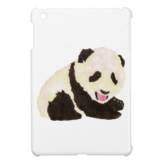Cute Panda iPad Mini Cases