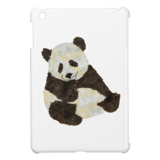 Cute Panda iPad Mini Cover