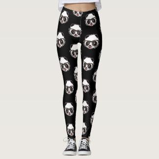 Cute Panda Leggings