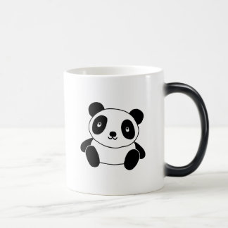 Cute Panda Magic Mug