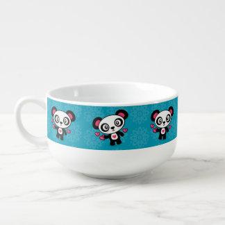 Cute Panda soup mug