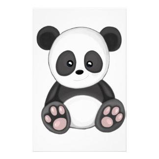 Cute Panda Stationery