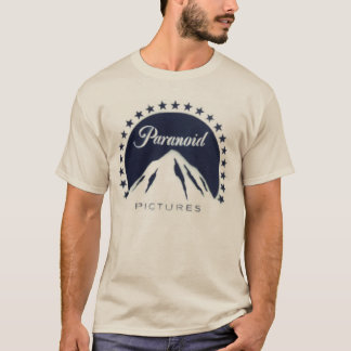 Cute Paranoid Pictures  Saying T-Shirt