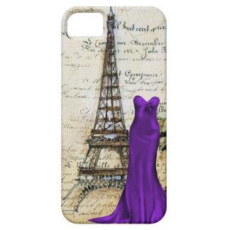 CUTE PARIS  FASHIONISTA GOWN PHONE CASE I Phone 5 iPhone 5 Cover
