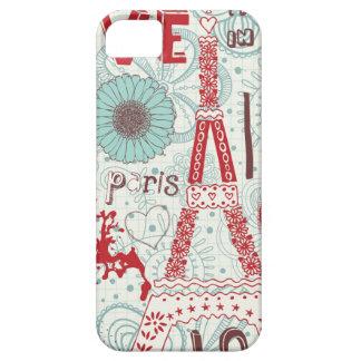 Cute Paris I Phone case. iPhone 5 Cases