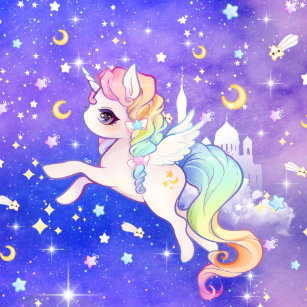 Chibi Unicorn Accessories Zazzle Com Au