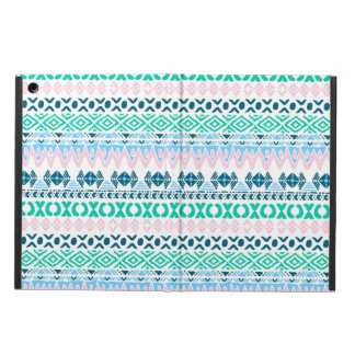 Cute pastel navaho art patterns iPad air case