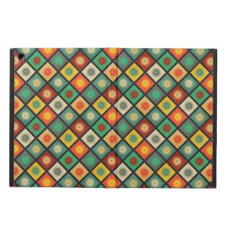 Cute pastel navaho art patterns iPad air cases