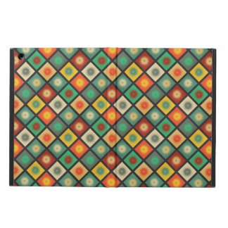 Cute pastel navaho art patterns iPad air cover