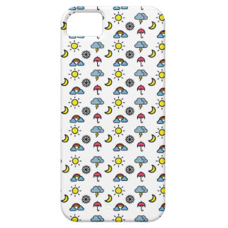 cute pattern weather case for the iPhone 5