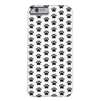 Cute Paw Print Pattern iPhone 6 Case