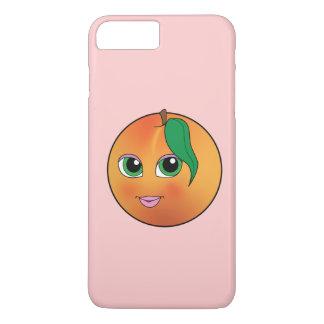 Cute Peach iPhone 7 Plus Case