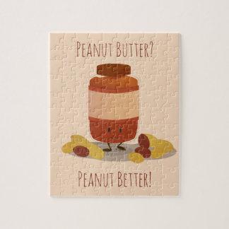 Cute Peanut Butter Jar | Jigsaw Puzzle