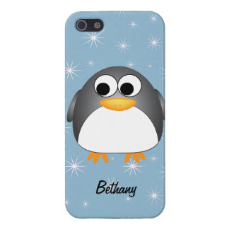 Cute Penguin Case For The iPhone 5